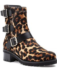 275 Central - 2559 Boot Leopard - Lyst