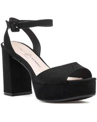 Chinese Laundry - Theresa Heeled Sandal - Lyst