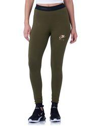 Nike - Air Legging With Elastic Hem - Lyst