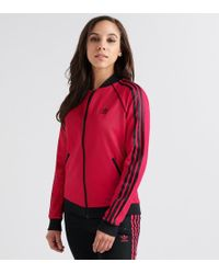 adidas - Leoflage Sst Track Top - Lyst