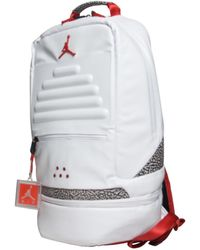 61c7bc303db123 Lyst - Nike Retro 12 Backpack in Blue for Men