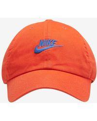 b94d59bf4 Nike Futura Heath Cap in Brown for Men - Lyst