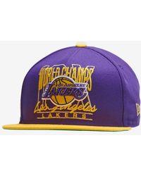 2cb2544082fe68 KTZ New York Giants Multi Super Bowl Champ Big Team Knit Hat for Men ...
