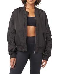 Calvin Klein - Specialty Bomber Jacket - Lyst