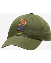 60c483a9 Men's Polo Ralph Lauren Hats Online Sale - Lyst