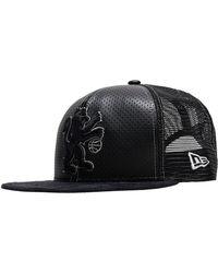 01fc542bd22 Lyst - Ktz La Kings 9fifty Snapback Cap in Black for Men