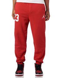 Nike - Jumpman Air Gfx Pants - Lyst