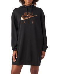 Nike - Air Os Hoodie Dress - Lyst