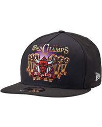 buy popular 1f560 80022 KTZ Ottawa Senators Vintage 2-tone 9fifty Snapback Cap in Black for Men -  Lyst