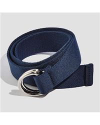 Joe Fresh - Denim Web Belt - Lyst