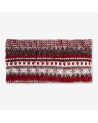 Joe Fresh - Fair Isle Headband - Lyst