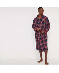 Joe Fresh - Men's Flannel Sleep Robe - Lyst