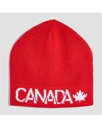 Joe Fresh | Canada Reversible Beanie | Lyst