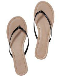 Joe Fresh - Solid Flip Flops - Lyst