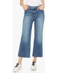 Joe's Jeans - Taylor Hill X Joe's | Fashion Flare Crop - Lyst