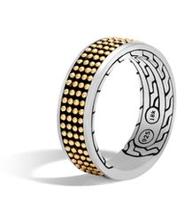 John Hardy - Jawan Band Ring - Lyst