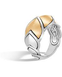 John Hardy - Naga Ring - Lyst