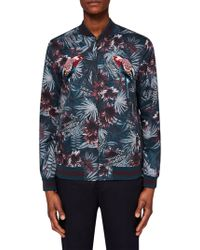 Ted Baker - Parma Bomber Jacket - Lyst