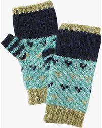 White Stuff - Rachel Fingerless Gloves - Lyst