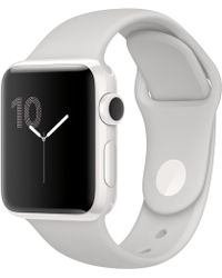 Apple - Watch Edition 38mm White Ceramic Case With Sport Band - Lyst