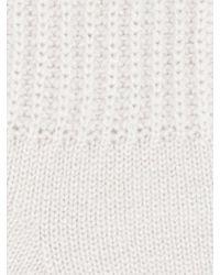 John Lewis - Brora Cashmere Long Pointelle Gloves - Lyst