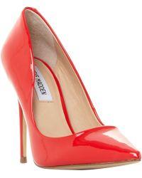 Steve Madden - Daisie Stiletto Heeled Court Shoes - Lyst
