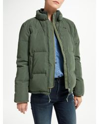 Lee Jeans - Quilted Jacket - Lyst