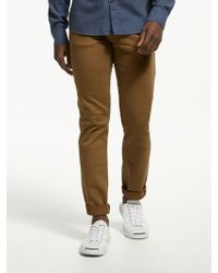 J.Lindeberg - Jay Solid Jeans - Lyst