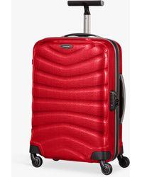 Samsonite - Firelite 4-wheel 55cm Cabin Spinner Suitcase - Lyst