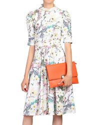 Jolie Moi - Print Midi Dress - Lyst