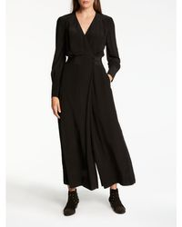 Somerset by Alice Temperley - Wrap Jumpsuit - Lyst