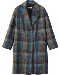 Toast - Brushed Wool Mohair Coat - Lyst