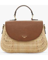 fa6d0c4e65 Dune - Dathryn Basket Grab Bag - Lyst