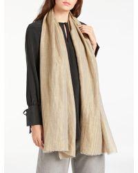 Modern Rarity - Merino Wool Rich Scarf - Lyst
