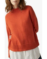 Toast Mariner Wool-cotton Jumper