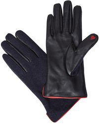 White Stuff - Lucy Leather Gloves - Lyst