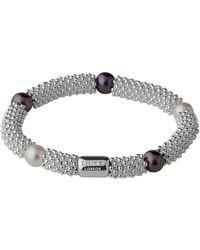 Links of London - Effervescence Star Pearl Bracelet - Lyst