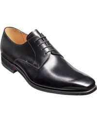 Barker - Lyle Goodyear Welt Leather Derby Shoes - Lyst