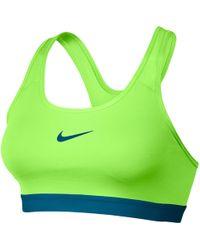 Nike - Pro Classic Padded Sports Bra - Lyst
