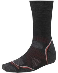 Smartwool - Phd Outdoor Light Crew Men's Socks - Lyst