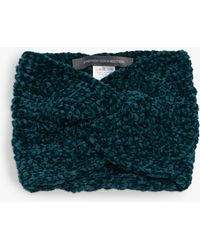 French Connection - Knitted Headband - Lyst