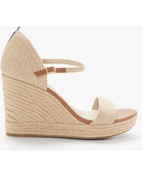 3902c5f7774 John Lewis and Partners · Boden - Lily Espadrille Wedges - Lyst