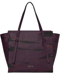 CALVIN KLEIN 205W39NYC - Marissa Large Tote Bag - Lyst