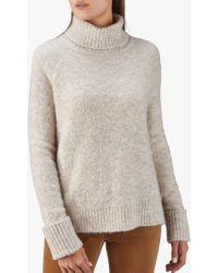 Pure Collection - Boucle Jumper - Lyst