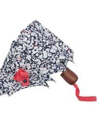 Joules - Ditsy Print Umbrella - Lyst