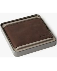Fossil - Leather Credit Card Holder - Lyst