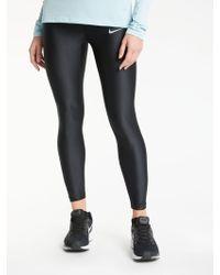 Nike - Speed 7/8 Running Tights - Lyst