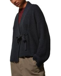 Toast - Knitted Wrap Jacket - Lyst