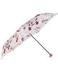 Radley - Speckle Dog Mini Umbrella - Lyst