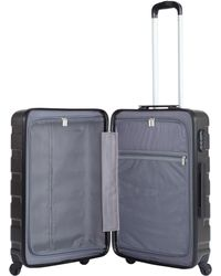 John Lewis - Basics 4-wheel Medium Suitcase - Lyst